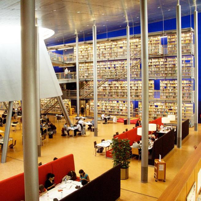 tu-delft-library-netherlands